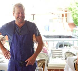 Rick Mahan, Chef-Owner