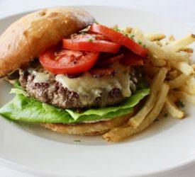 Burger March no top