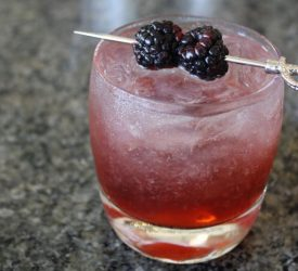 Cocktail Bramble