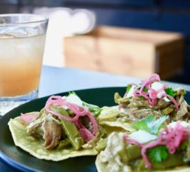 Patio Plates Tacos & Cocktail