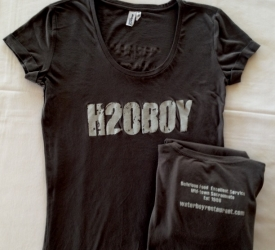 Waterboy Gear - Women's Cut H2O Shirt - $13
