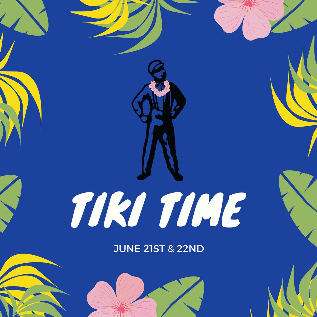Tiki-Dinner